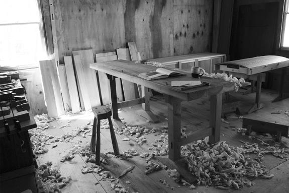 Andrew Hunter Hudson Valley Furniture Makers